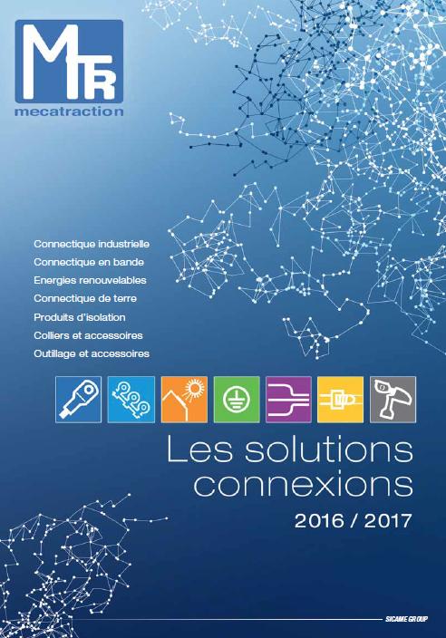 Catalogue Industrie Les solutions connexions